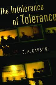 intolerance