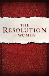 the-resolution-for-women-book