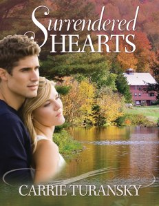 Surrendered Hearts cover