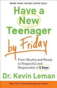 Have a New Teenager